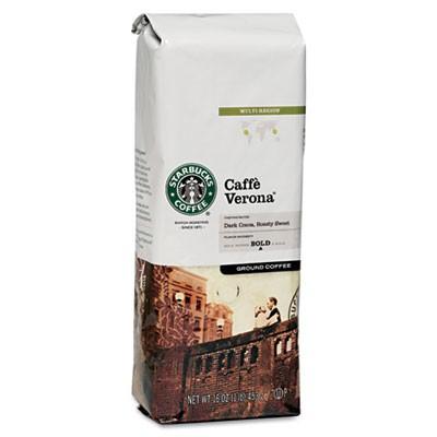 Starbucks Coffee, Verona, Ground, 1 lb. Bag