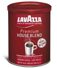 Lavazza Premium House Blend