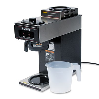 Bunn Two-Station Commercial Pour-O-Matic Coffee Brewer