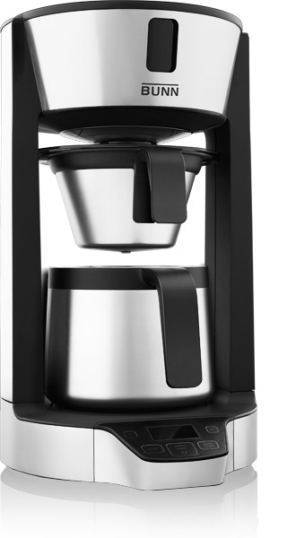 Bunn Phase Brew HT Coffee Maker 8-Cup Thermal Carafe Coffee Brewer