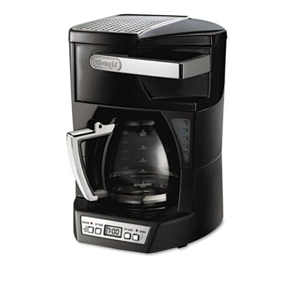 Delonghi Programmable 12 Cup Coffee Maker
