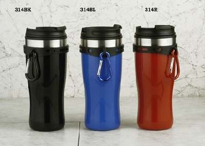 16oz. Drinking Tumbler with Screw Lid
