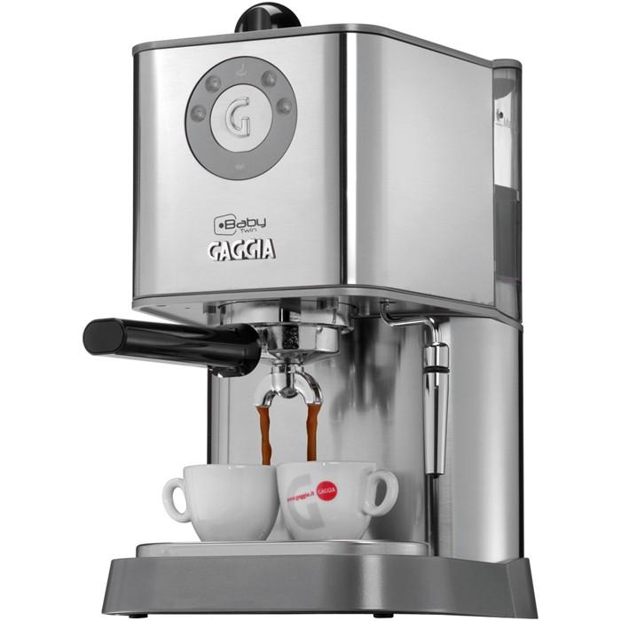 Gaggia Baby Twin Semi-Automatic Machine