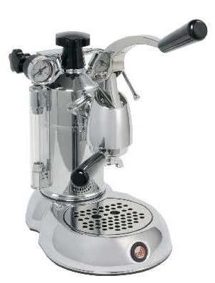 La Pavoni Stradavari Professional Espresso Machine- 16 cup