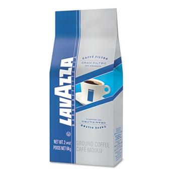 Lavazza Gran Filtro Italian Light Roast Coffee, Arabica Blend