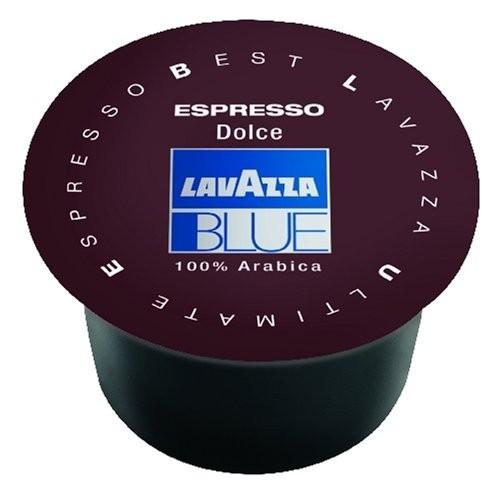 Lavazza Blue Capsules-Decaffeinato Espresso Capsules