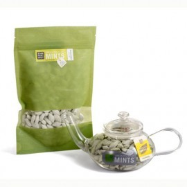 Sencha Naturals Tip N' Try Teapots With Tea Mints
