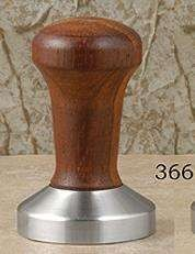 Stainless Steel and Wood Tamper