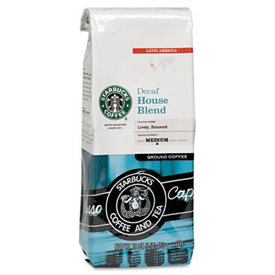 Starbucks Decaffeinated Ground Coffee
