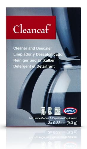 Cleancaf Cleaner and Descaler
