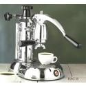 La Pavoni Stradavari Espresso Machine- 8 cup, Chrome