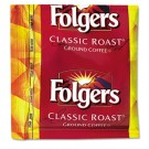 Folgers Coffee, Classic Roast, 0.9 oz Fractional Packs, 36 Packets