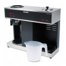 Three Burner Coffee Brewer with Decanters