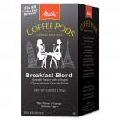 Melitta Breakfast Blend Decaf Coffee Pods