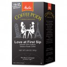 Melitta Love at First Sip Coffee, 18 Pods