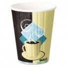 Solo Duo Shield Insulated Paper Hot Cups