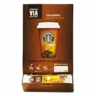 Starbucks VIA Ready Brew, Instant Colombian Coffee
