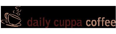 Daily Cuppa Coffee